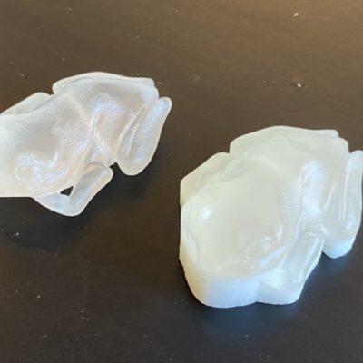 3Dシステムズの3Dプリンタ造形物のサポート剤除去